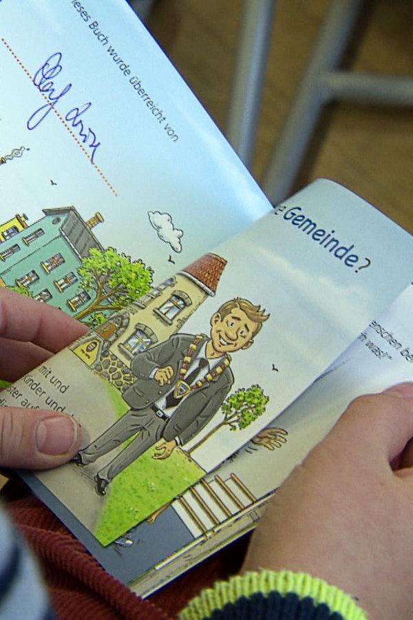 Aufräumen mit dem Bürgermeister-Image
