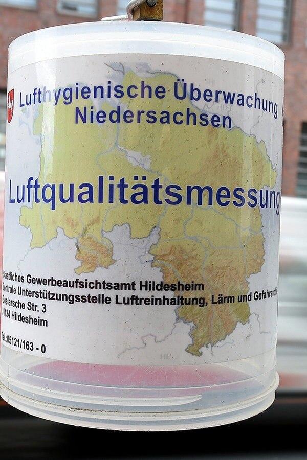 Stickoxide Lies Will Mess Standorte Prufen Lassen Ndr De