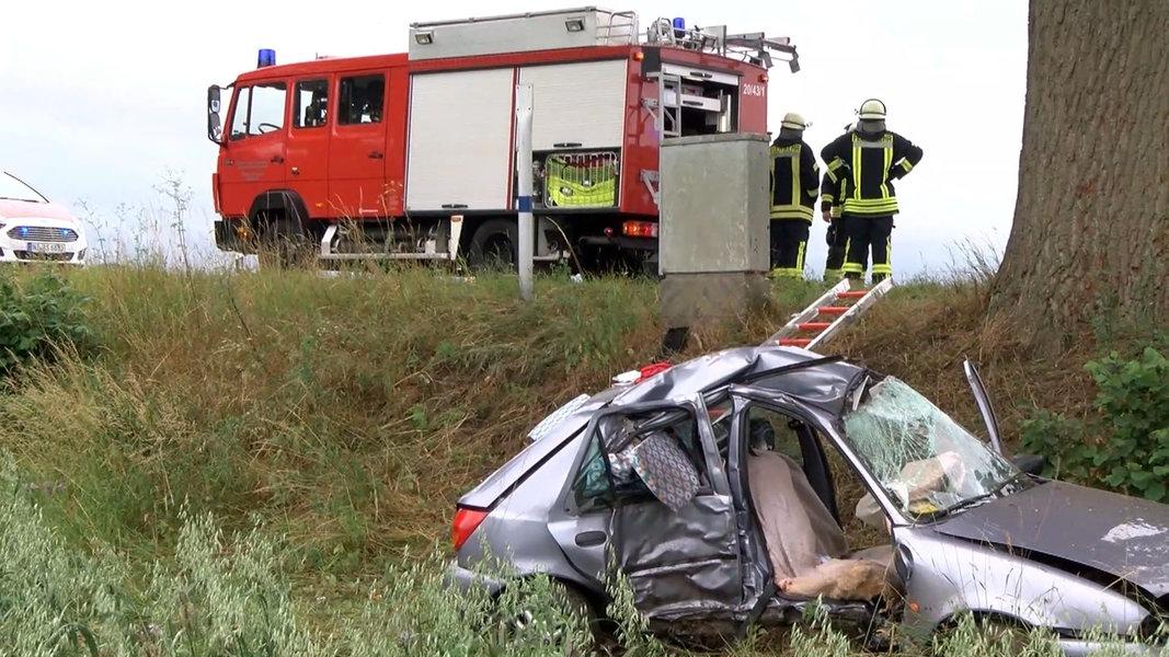 Zwei Tote bei Unfall in der Nähe von Asendorf