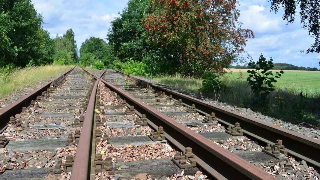 Stillgelegte Bahnstrecken Niedersachsen