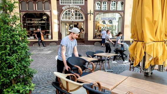 Corona Niedersachsen Restaurant