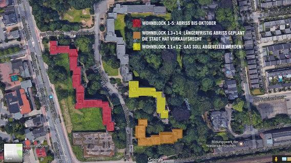 Energieversorger dreht 350 Bewohnern in Delmenhorst Gas ab