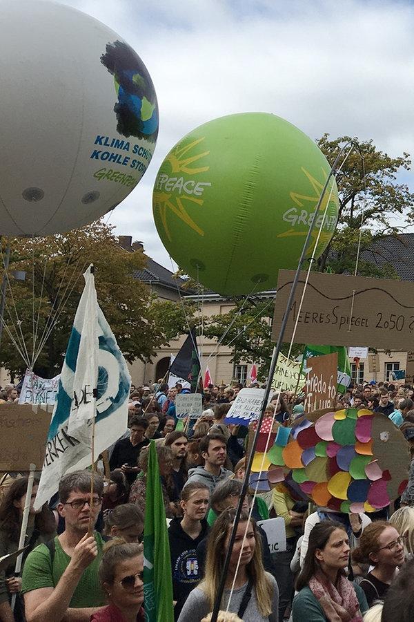 """""""Fridays for Future"""": Oldenburg setzt ein Zeichen"""