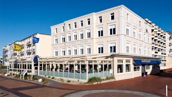 hotel auf norderney acht mal legionellen verdacht ndr. Black Bedroom Furniture Sets. Home Design Ideas