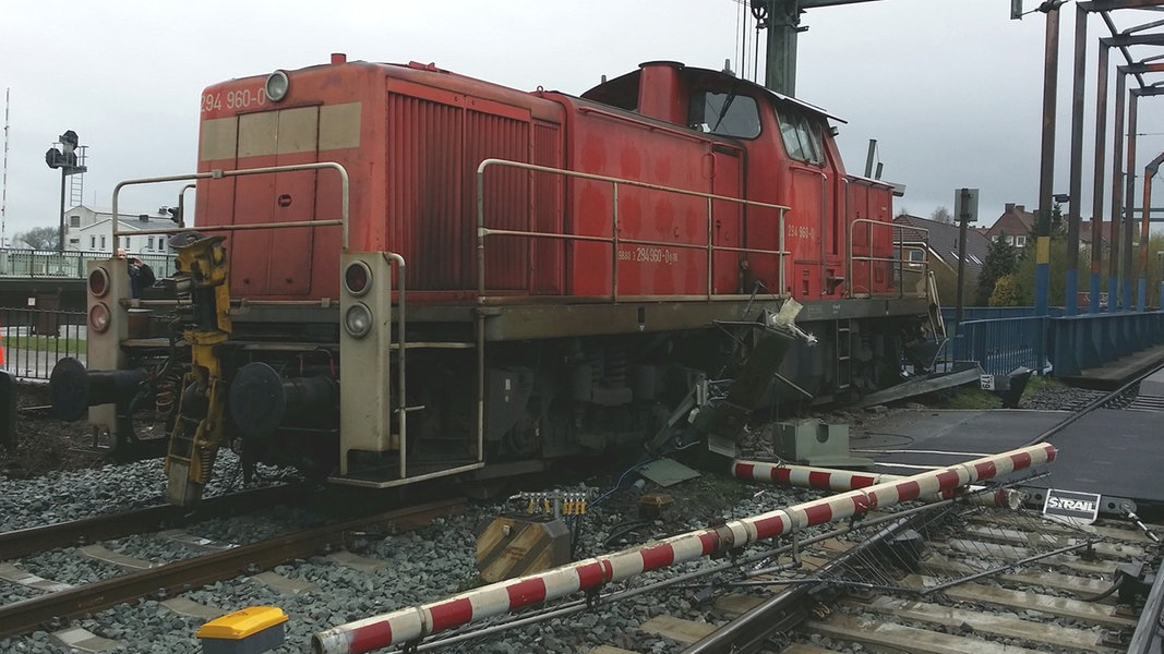 Güterzug Entgleist Heute