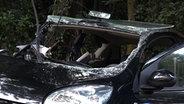 Zwei Unfälle in Hude: Toter und Schwerverletzter