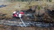 Moorbrand: Bundeswehr will Kostenfrage klären