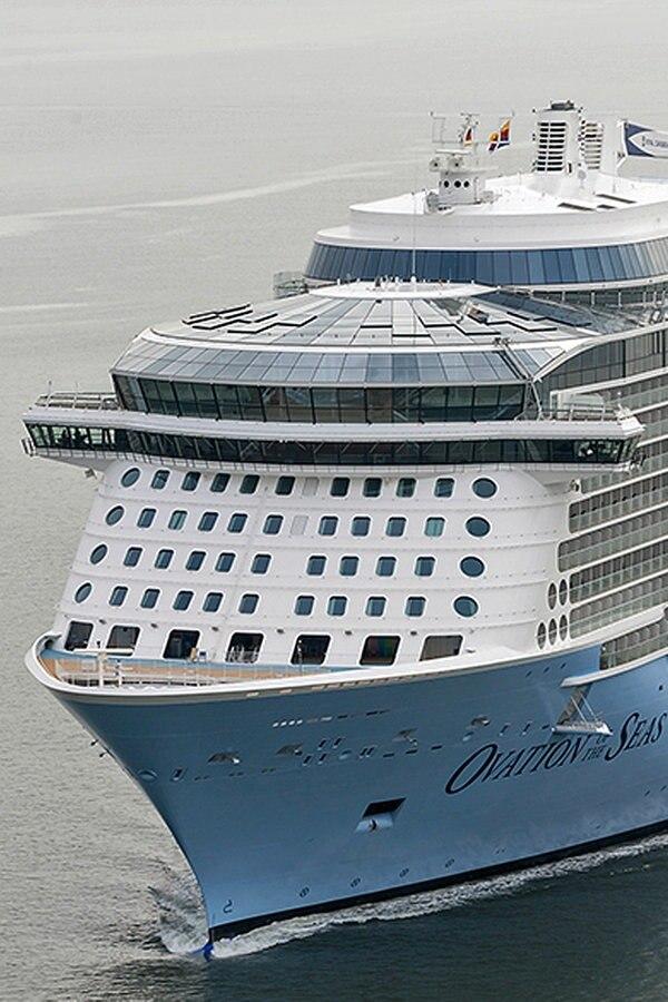 Hoher Druck unter Deck auf Kreuzfahrtschiffen