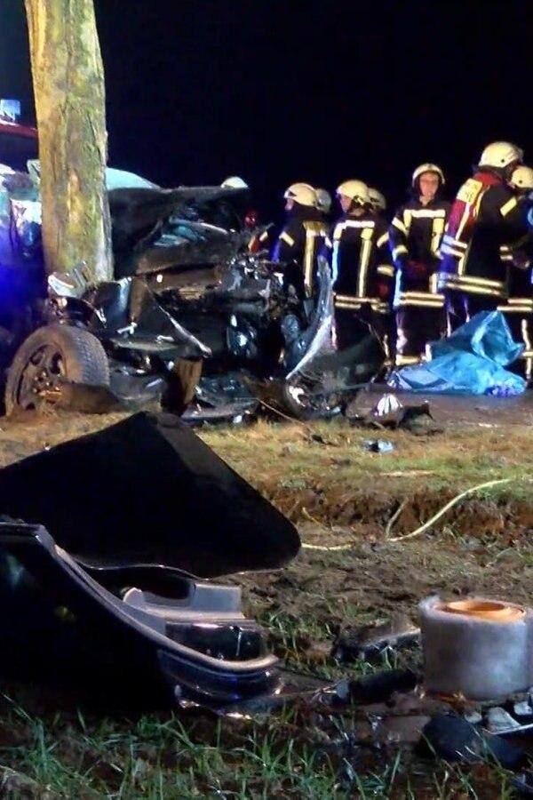 Unfall bei Syke: Drei Menschen tödlich verunglückt