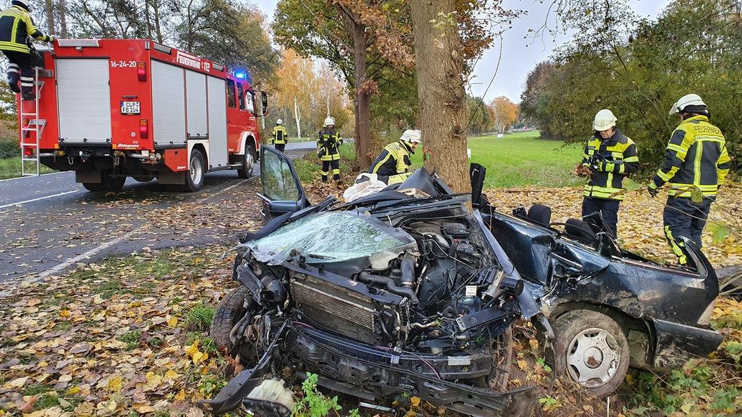 Unfall Niedersachsen