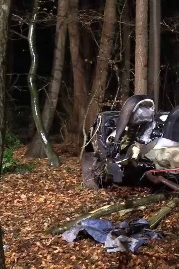 Bremervörde: Pkw-Fahrer kommt bei Unfall ums Leben