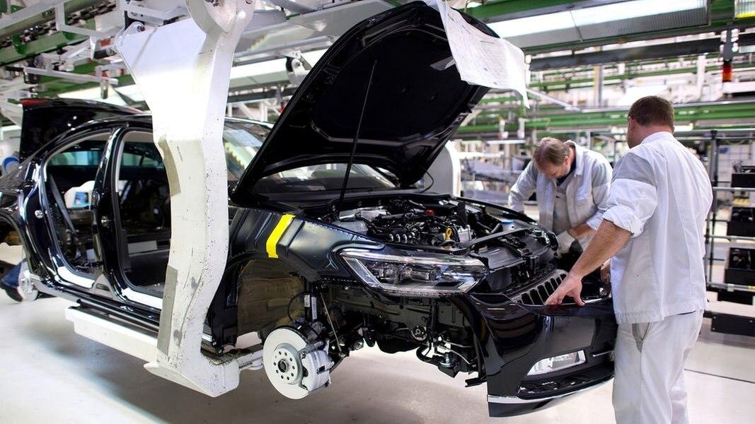 Absatzkrise: Erneut Kurzarbeit bei VW in Emden