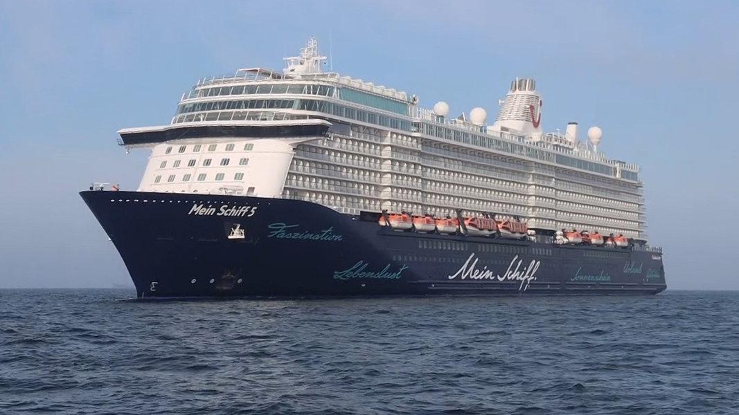 Schiffe Vor Wangerooge