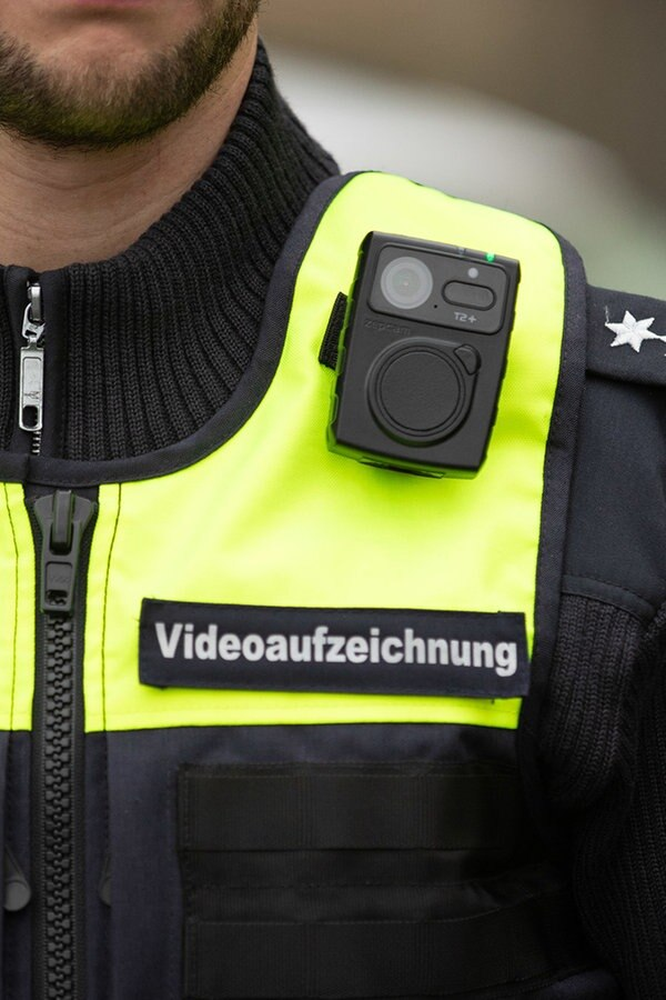 Bodycams für Polizei in Osnabrück und Wolfsburg