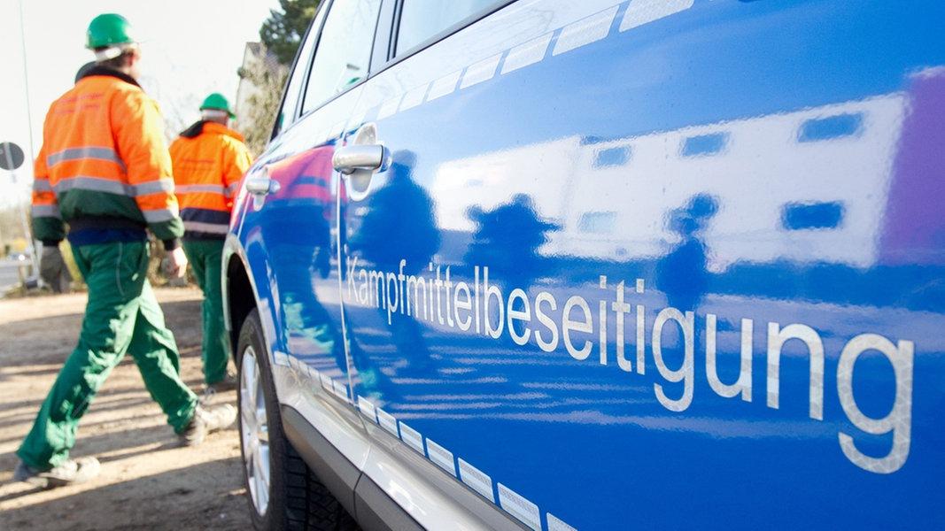 Osnabrück: Blindgänger wird gesprengt