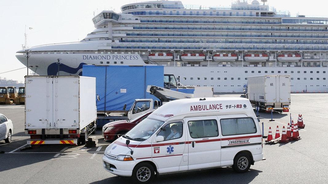 Erst Corona-Kreuzfahrtschiff - jetzt isoliert im Emsland