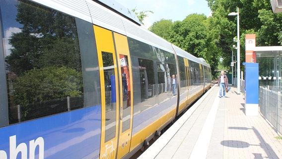 Niedersachsen-ticket single nordwestbahn