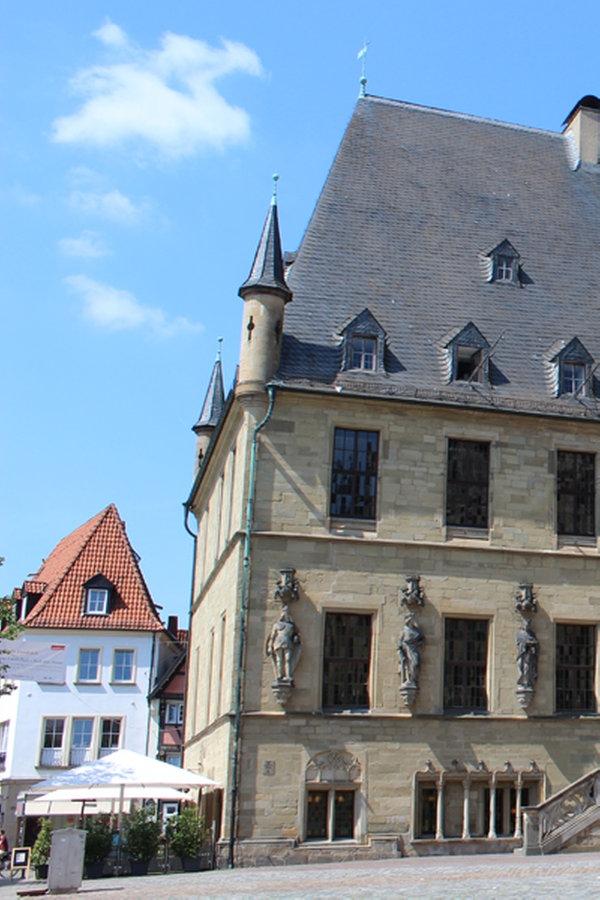 Osnabrück ist Deutschlands nachhaltigste Großstadt