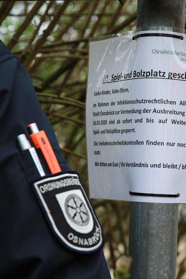 Corona Regeln U0026quot Polizei Schreitet Konsequent Ein U0026quot NDR De