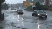 Wenig sommerlich: Jugendzeltlager überschwemmt