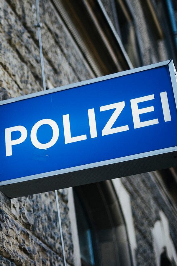 Mann fährt alkoholisiert zur Polizei