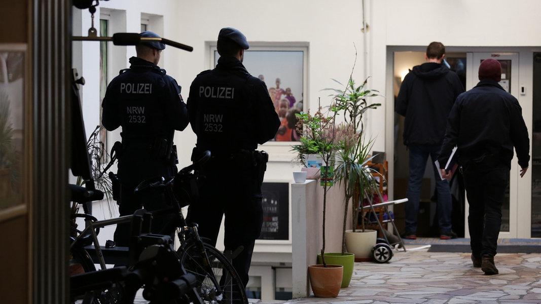 Bundesweite Razzia gegen Islamisten-Netzwerk