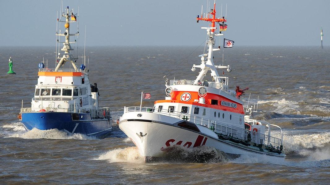 Seenotretter waren öfter im Einsatz als 2013 - NDR.de