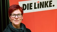 Anja Stoeck (Die Linke) © Picture Alliance Fotograf: Hermann Pentermann