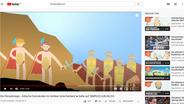 Das Bild zeigt einen Screenshot des YouTube-Kanals thesimpleclub. © Screenshot / YouTube Foto: Screenshot