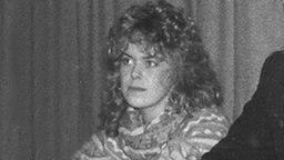 Marianne Tritz in den 80er Jahren als Gorleben-Aktivistin. © NDR