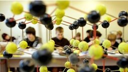 Schüler im Unterricht © dpa Fotograf: Patrick Pleul