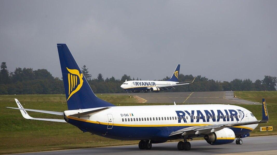 Ryanair Streik Auch Im Norden Flüge Ausgefallen Ndrde Nachrichten