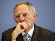 Wolfgang Schäuble © dpa