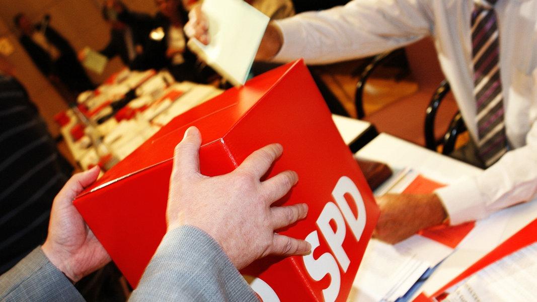 SPD-Bundesvorsitz: SH-Bewerber nicht dabei