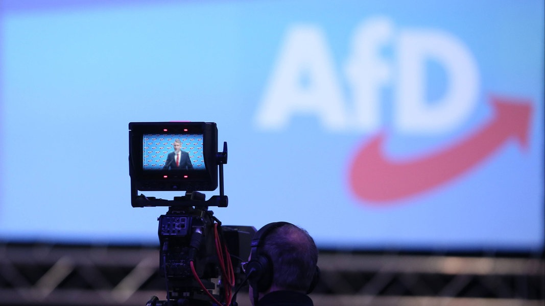 AfD-Bundesparteitag in Kalkar: Treffen trotz Corona