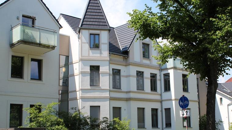 Der Fasanenhof in Ahrensburg. © NDR Foto: Doreen Pelz