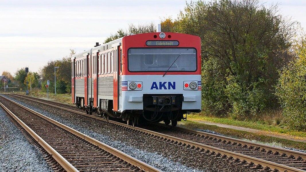 Nach AKN-Unfall: Staatsanwaltschaft ermittelt gegen Lokführer