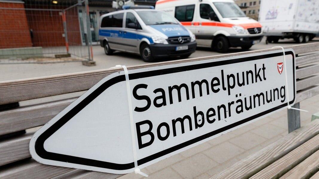 Bombe in Schwentinental wird heute entschärft