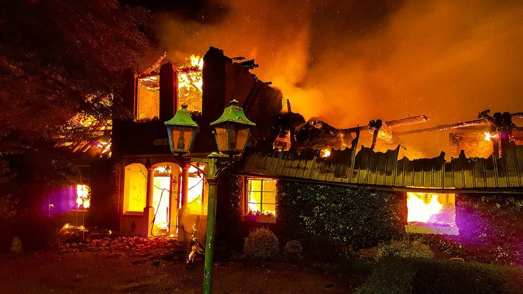 Feuer In Schmalfeld