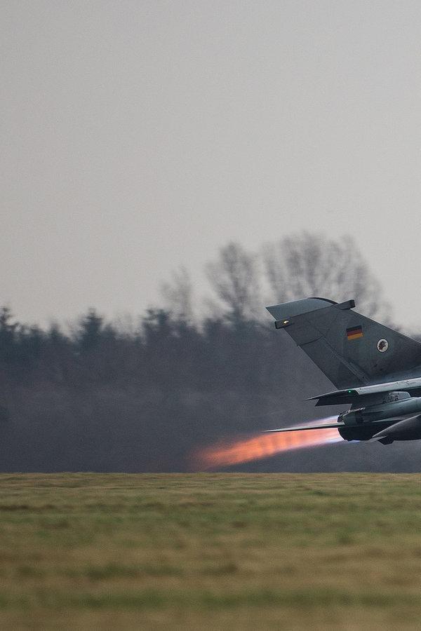 Kampfjet: Zweiter Treibstofftank gefunden