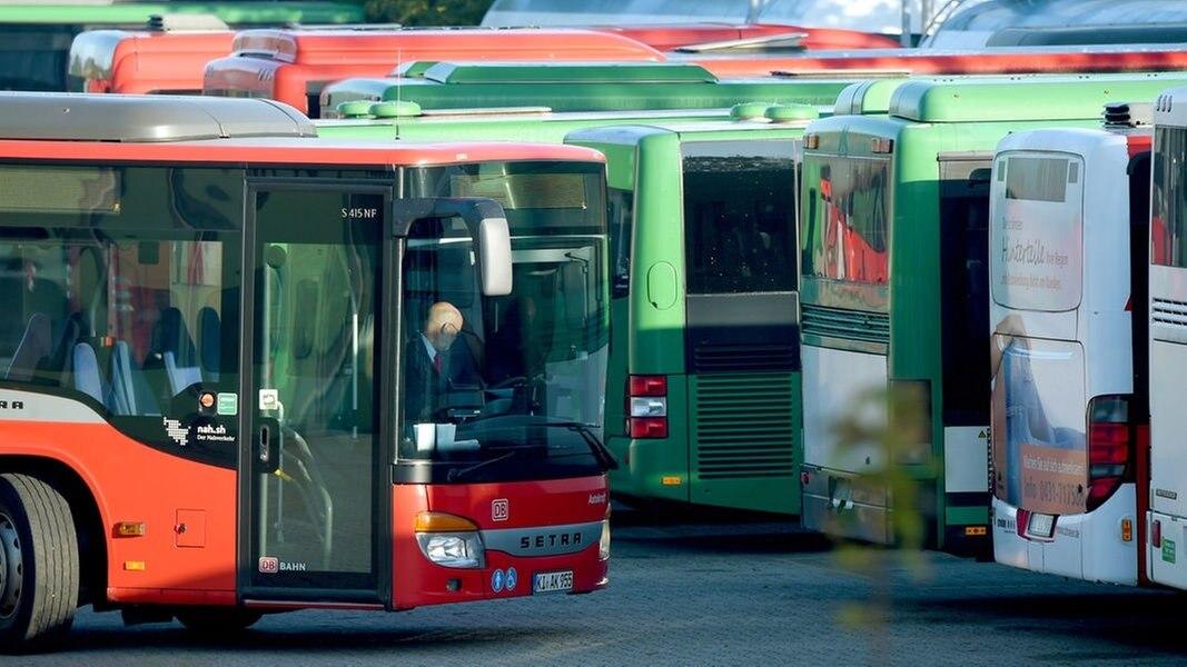 Nun sollen auch private Busfahrer streiken