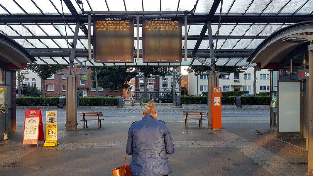 Busstreik Flensburg