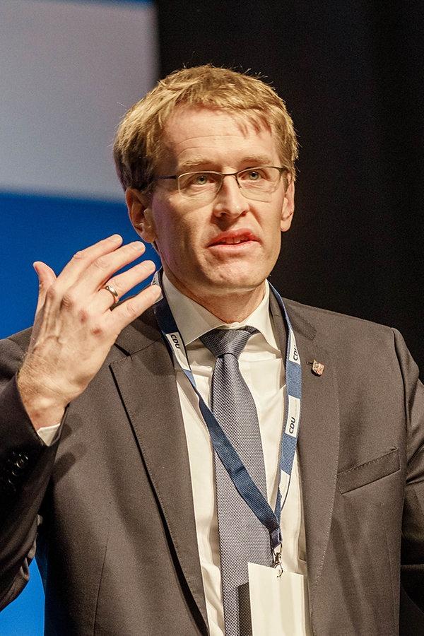 Günther will Profil der Nord-CDU schärfen