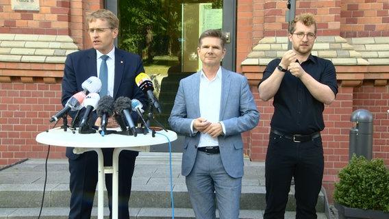 Landesregierung Zu Corona Massnahmen Nicht Die Zeit Zu Lockern Ndr De Nachrichten Schleswig Holstein Coronavirus