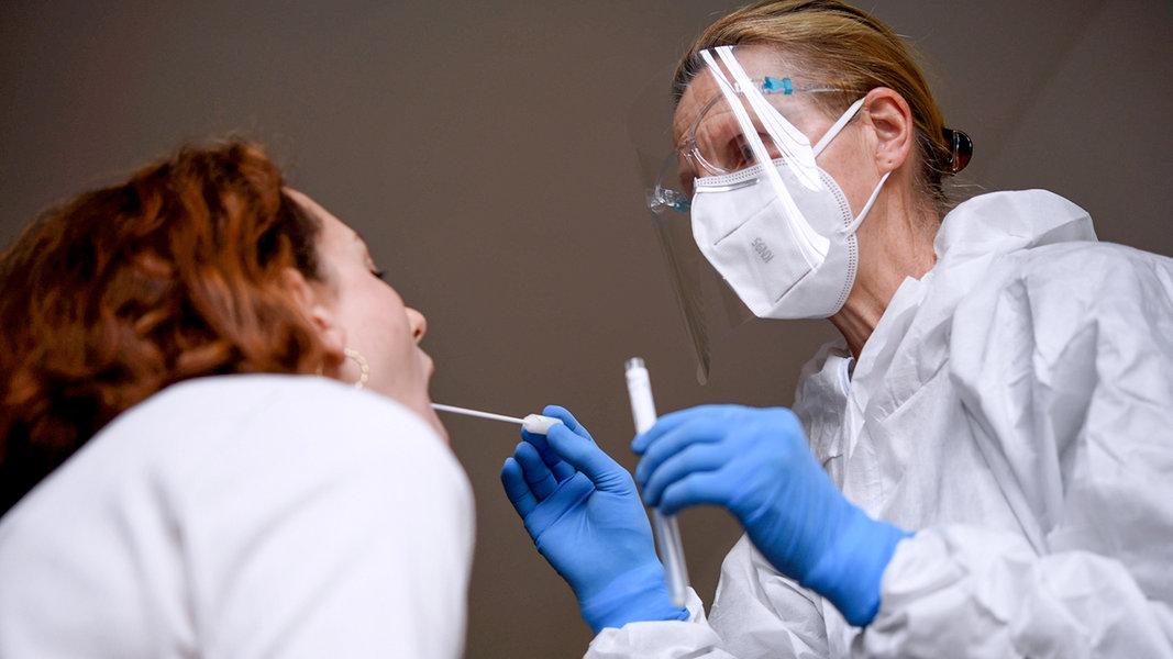 Pflegeheim: Besuch ab Montag nur mit negativem Corona-Test