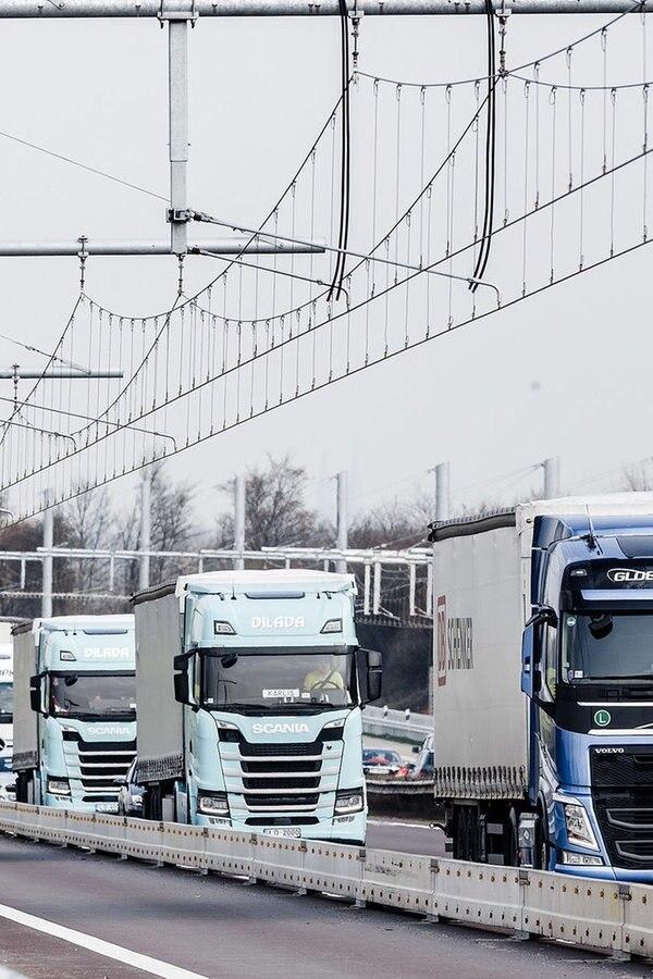 E-Highway auf A1: Testbetrieb erneut verschoben