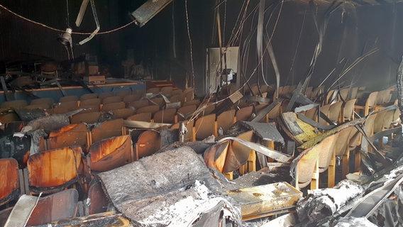 Schulausfall Nach Feuer In Brunsbüttel Ndrde Nachrichten