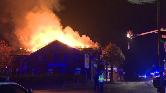 Feuer Kaltenkirchen