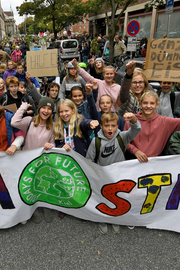 route fridays for future
