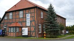 Außenansicht auf das Museumshaus. © NDR Foto: Katrin Bohlmann
